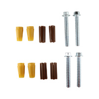 Easyroll 19mm Round Expanding Adaptors Kit 4PCS