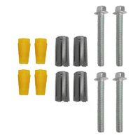 Easyroll 22mm Round Expanding Adaptors Kit 4PCS