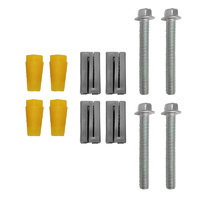 Easyroll 22mm Square Expanding Adaptors Kit 4PCS