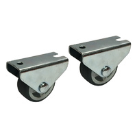 MoveIt 30mm TPR Furniture Castors 20kg 2PCS