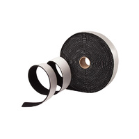 Feltgard Black 2M Adhesive Felt Roll for Hard Surf