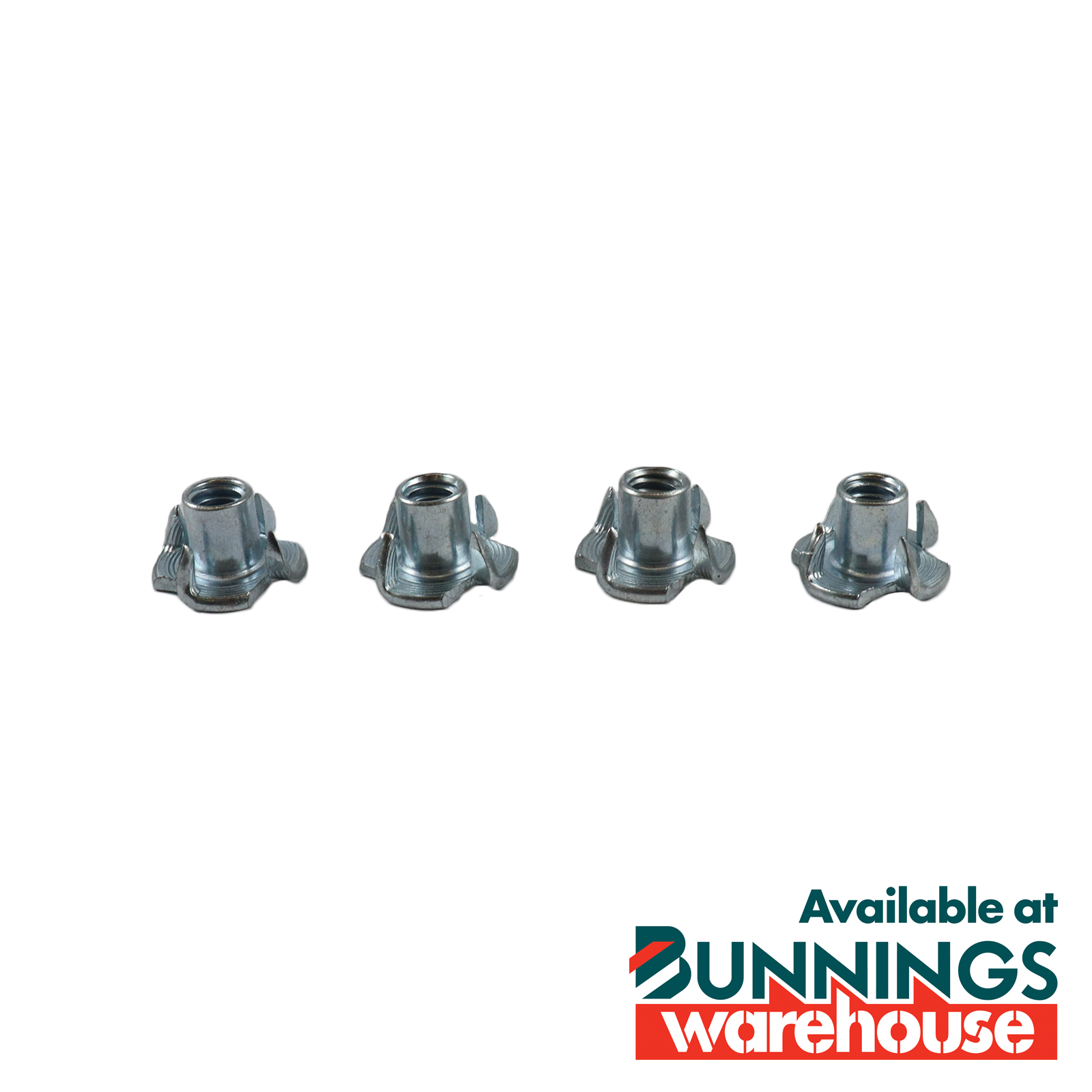 "Adoored 1/4"" T-Nuts 4PK"