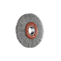 SIT Steel Crimped Wire Wheel - 200mm MULTI 1PC