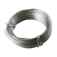 Everhang Braided Picture Hanging Wire - Silver 1PC