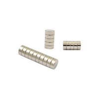 Everhang 8mm Neodymium Disc Magnets 10PCS