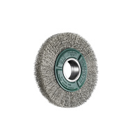 SIT Stainless Steel Crimped Wire Wheel - 125mm MUL