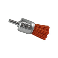 SIT Steel Crimped End Brush- 20mm x M6 1PC
