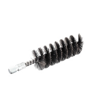 SIT Steel Boiler Tube Brush- 95mm x 1/2Inch 1PC