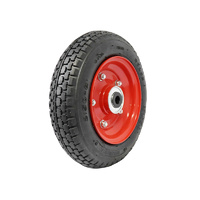 "Easyroll 2.50x6"" Pneumatic Wheel Ball Bearings 14"