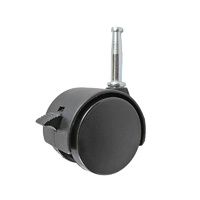 Easyroll 50mm Nylon F1 Series Castors 50kg 1PC
