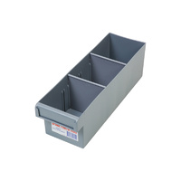 Fischer Spare Parts Tray with Removable Dividers