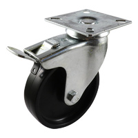 Easyroll 100mm Nylon G1 Series Castors 100kg 1PC