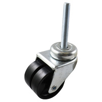Easyroll 50mm Nylon G2 Series Castors 70kg 1PC