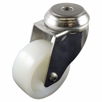 Easyroll 75mm Nylon G7 Series Castors 80kg 1PC