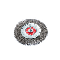 SIT Steel Crimped Wire Wheel- 80mm x M6 1PC
