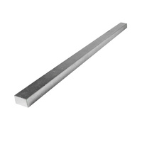 Precision Brand Rectangle Key Steel 7/16x1/2Inch I