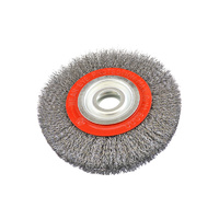 Rocket Steel Crimped Wire Wheel - 100mm MULTI 1PC