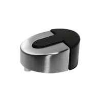 Adoored Rubber Bumper Door Stop 25mm(H) PC 1PC