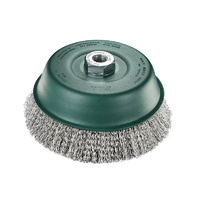 SIT Stainless Steel Crimped Cup Brush- 100mm x MUL