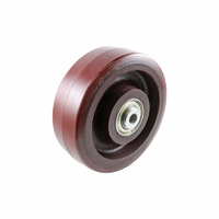 Easyroll 150mm Urethane Wheel Precision Bearings 9