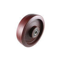 Easyroll 200mm Urethane Wheel Precision Bearings 1