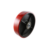 Easyroll 200mm Urethane Wheel Precision Bearings 5